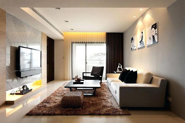 phòng khách tại căn hộ TNR Star