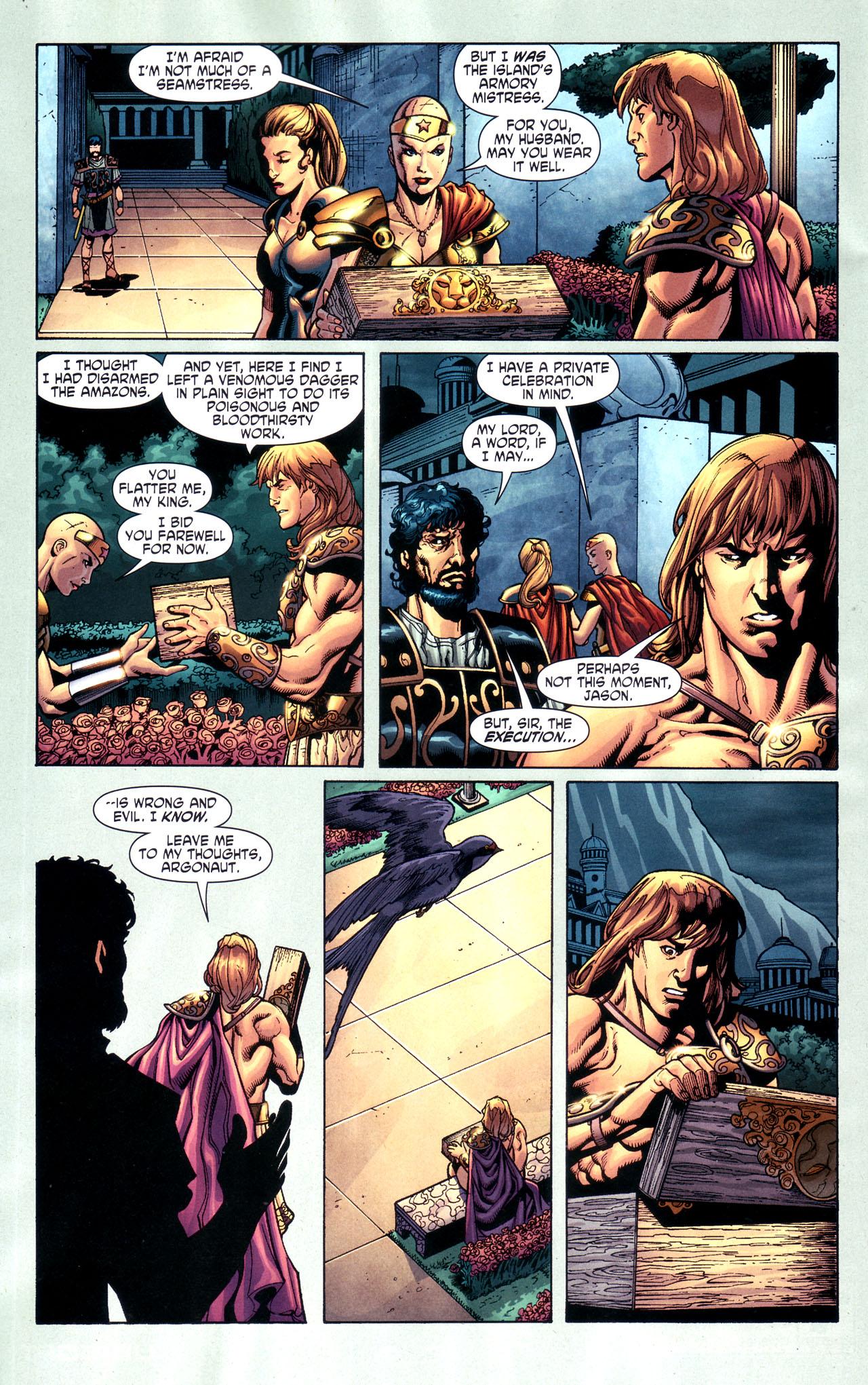 Read online Wonder Woman (2006) comic -  Issue #38 - 10