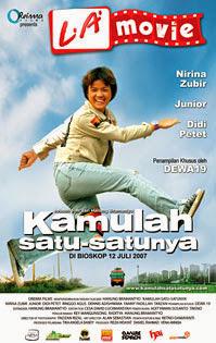 Sinopsis Film Kamulah Satu-Satunya (2007)