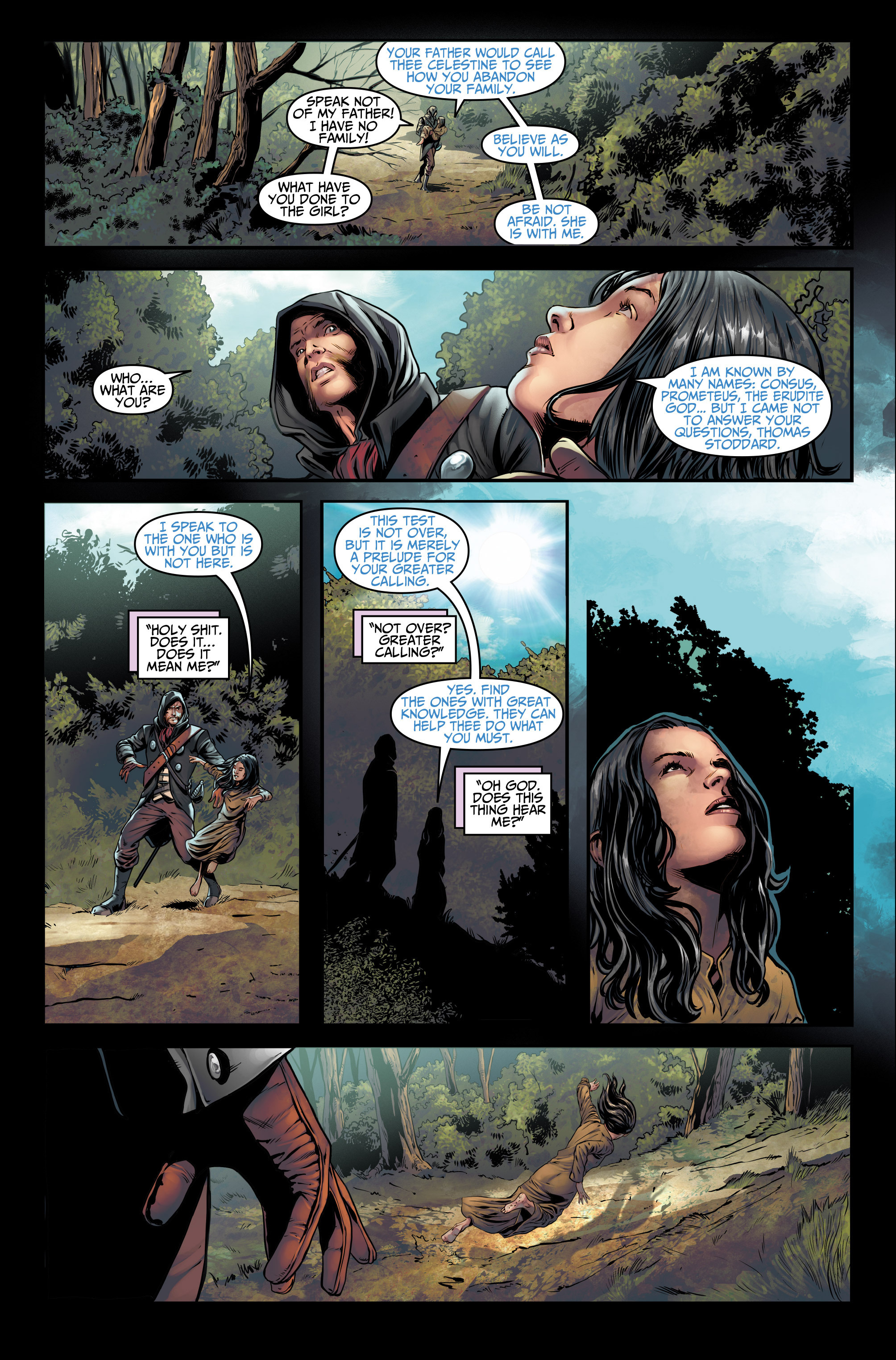 Read online Assassin's Creed (2015) comic -  Issue #3 - 16