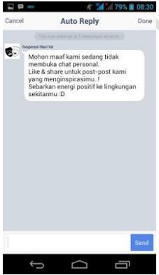LINE@ UNTUK JUALAN