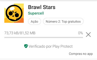 Como fazer download do Brawl Stars