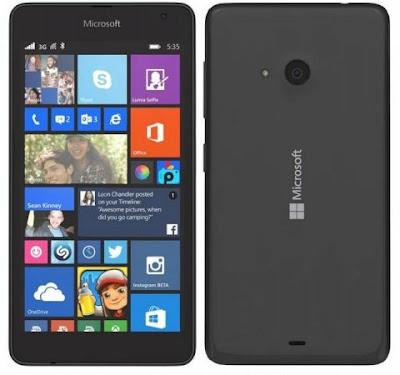 50e8ea2cb2d Microsoft Lumia 535 Dual a 89 € - Agotada la oferta - Análisis una SIM