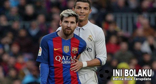 Ini Tanggapan Messi Mengenai Isu Kepindahan Ronaldo