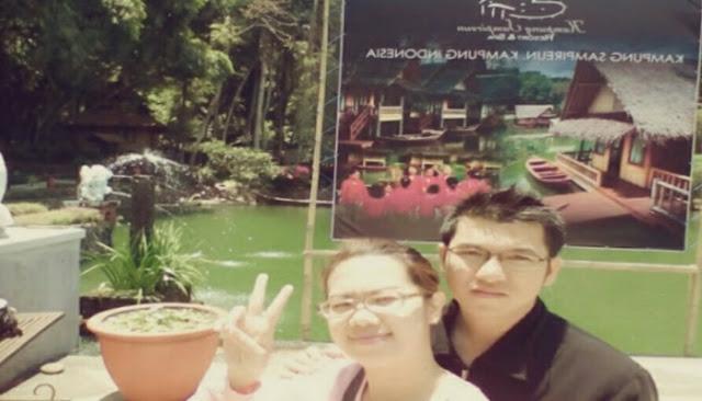 Danau Kampung Sampireun Garut