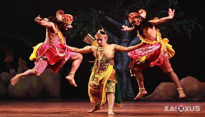 Gambar Tari Blambangan Cakil, Tarian Tradisional Jawa Tengah