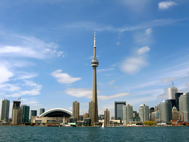 Structures Cn Tower Toronto