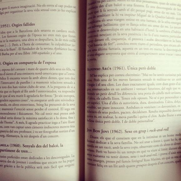 Clipping de prensa nacional e internacional marzo-agosto 2012 de 'Las 1.001 fantasías...'