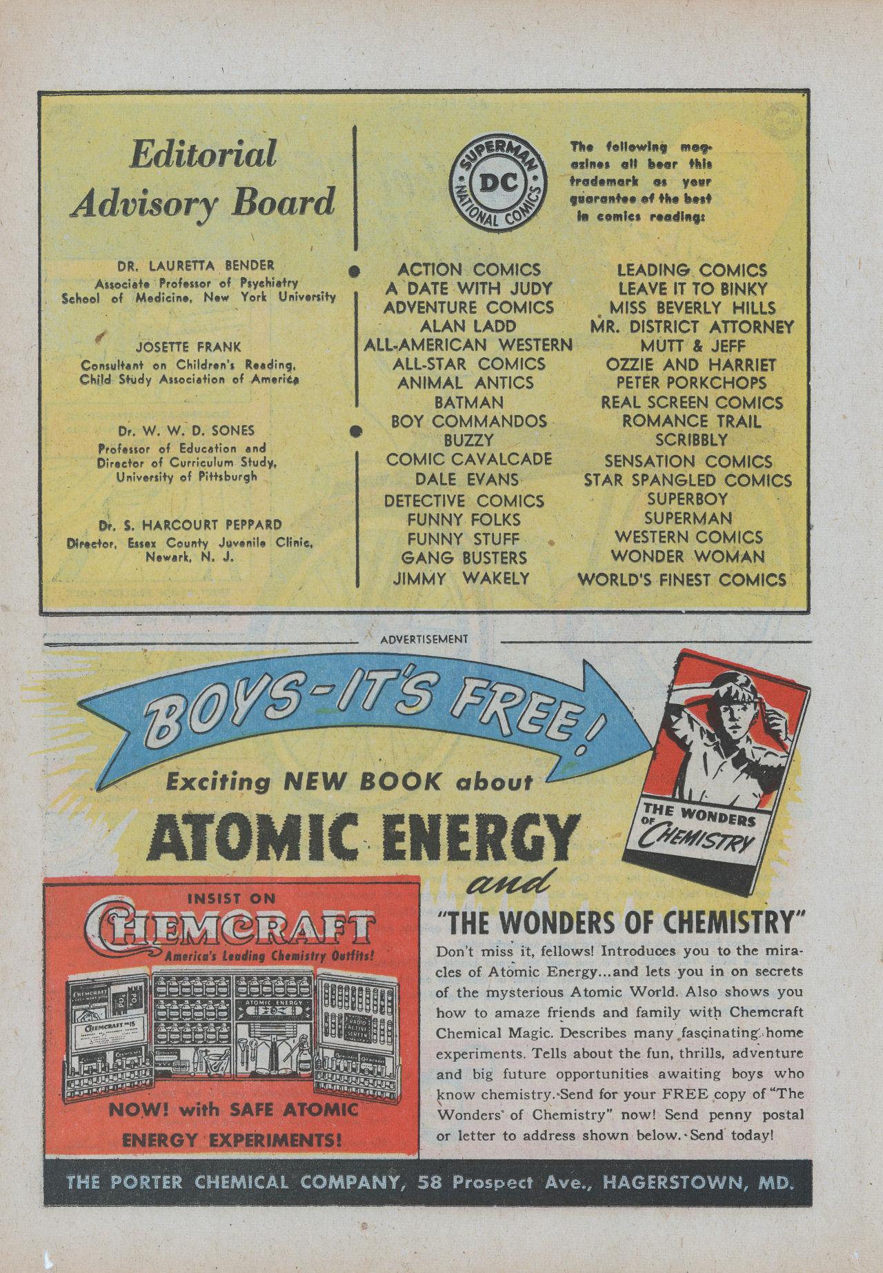 Read online Detective Comics (1937) comic -  Issue #154 - 38
