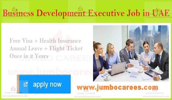 Office job vacancies in UAE, Gulf jobs with salary and benefits,