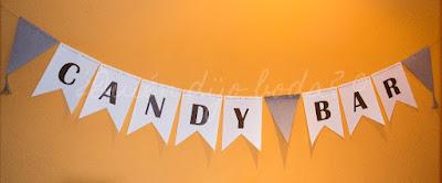 Guirnalda de banderines DiY para tu boda 1