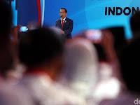 Didukung Koalisi Gemuk Maju Pilpres 2019, Presiden Jokowi: Ya Mantaplah!