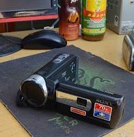 harga Sony DCR PJ6 - Jual Handycam Bekas Malang