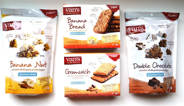 Van's Granola and Bars