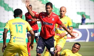 Atlético Huila vs Independiente Medellin