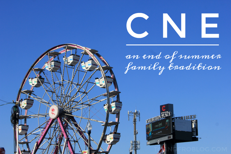 CNE: An End of Summer Family Tradition