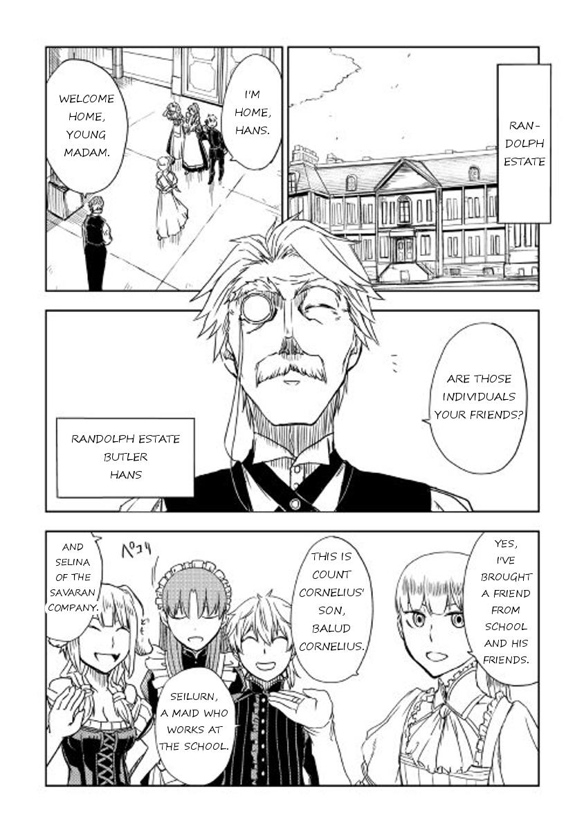 Isekai Tensei Soudouki - Chapter 15