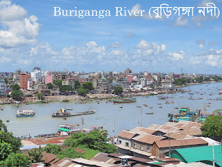 Buriganga River Dhaka
