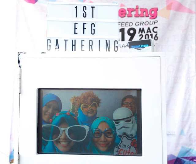 Photo Booth kotak lensa