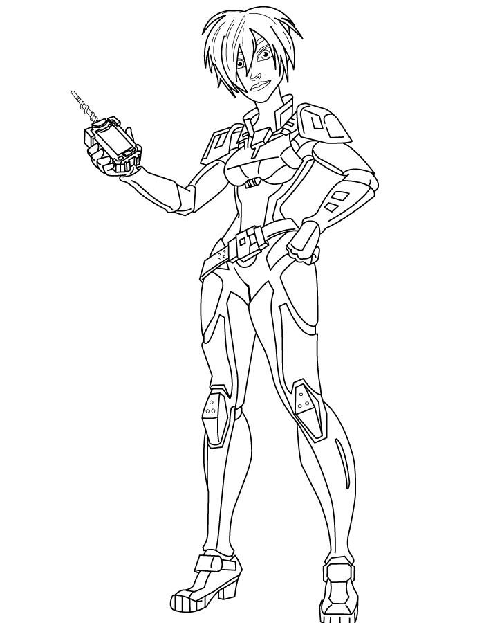 Coloring Pages For Everyone Mewarnai Wreck It Ralph