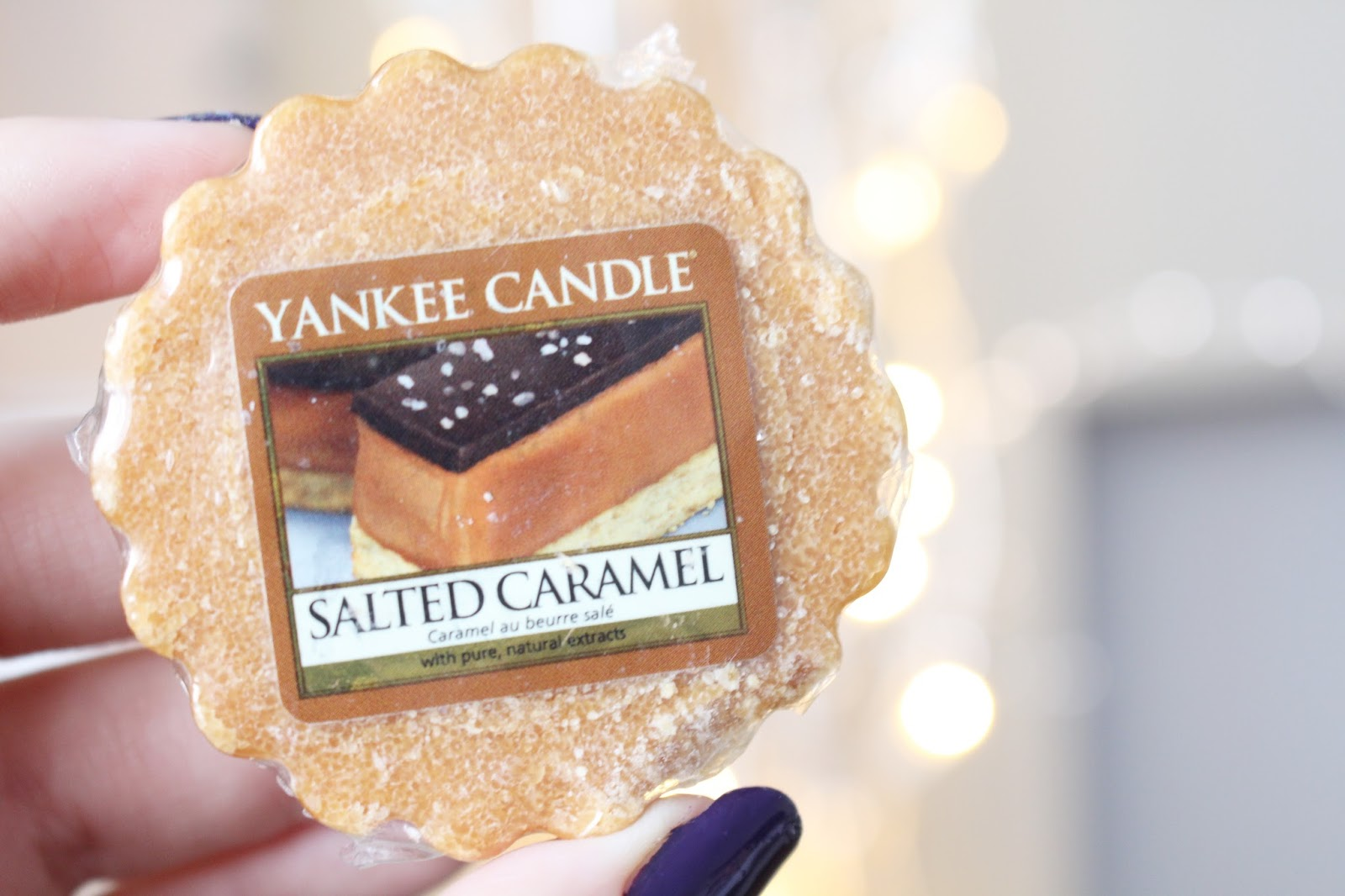 Yankee Candle Salted Caramel Review