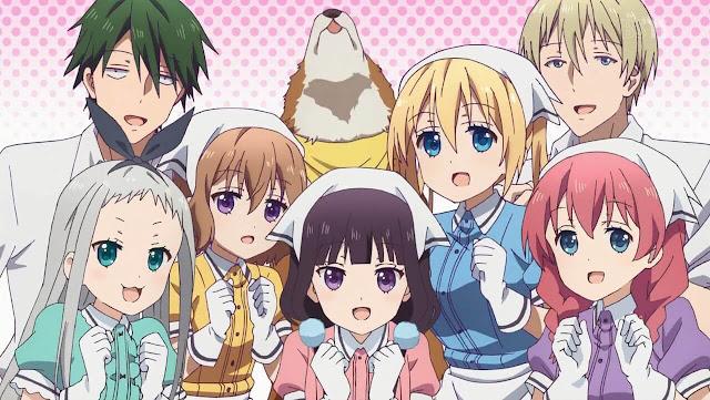 Rekomendasi Anime Yang Mirip Dengan Gabriel DropOut