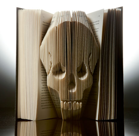 If Its Hip Its Here Archives Dogeared Design The Folded Book Art of Isaac G Salazar