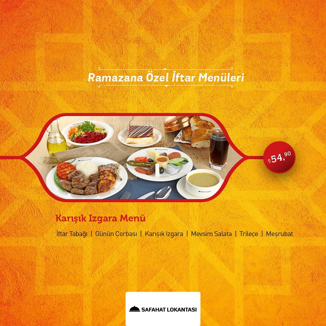 ozdilek Safahat Lokantasi Cafe Restoran