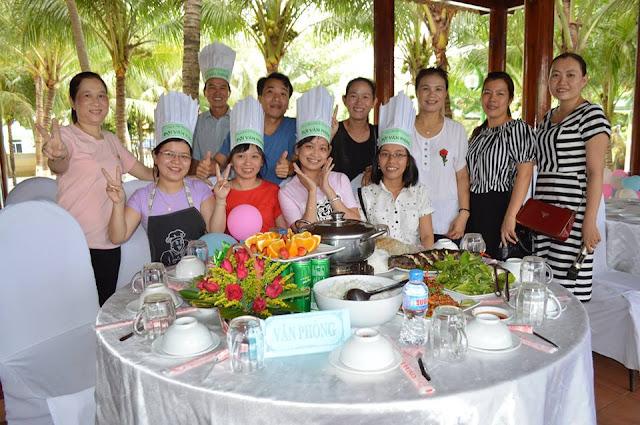 Xe Phúc Thuận Thảo - Các thành viên của đội Văn Phòng