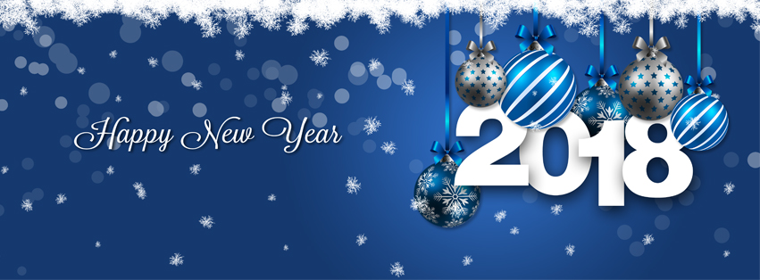Happy New Year - Cover photo