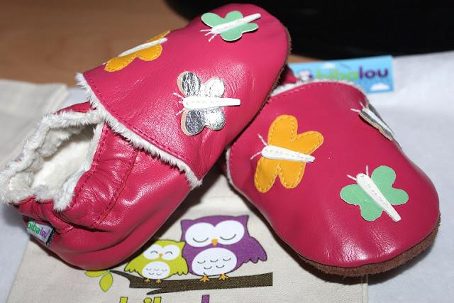 chausson pour bébés