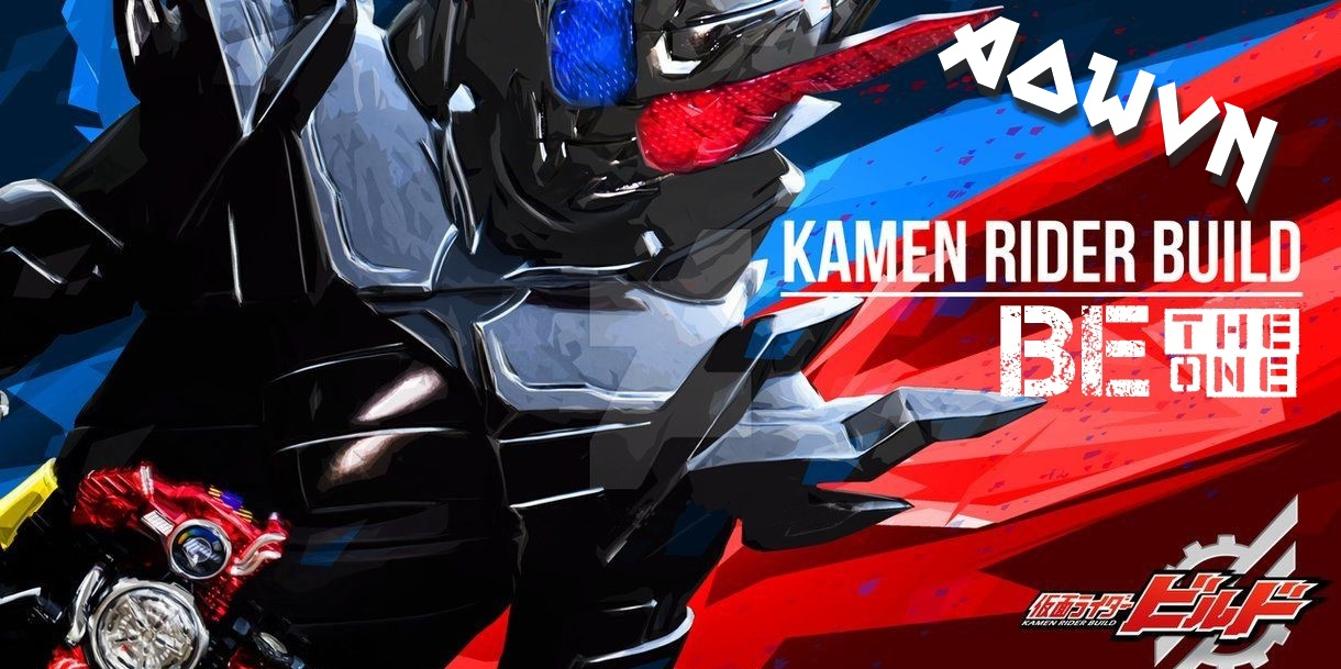 wp3729334 - [ Phim Mp4 ] Kamen Rider Build the Movie- Be the One | Vietsub