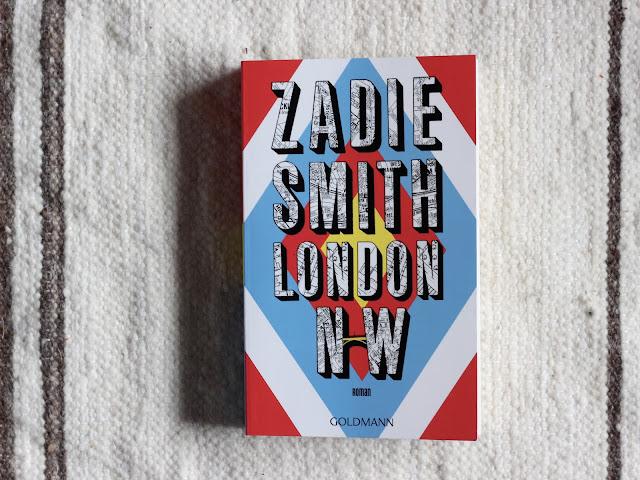 Rezension Zadie Smith London NW