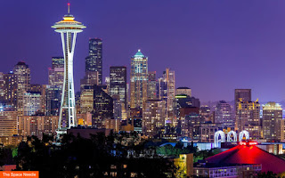 Cover Photo: The Space Needle