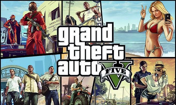 ¿Llegará 'GTA V' a los 1080p en la next-gen?   Gamezoider   Noticias, Videojuegos, consolas