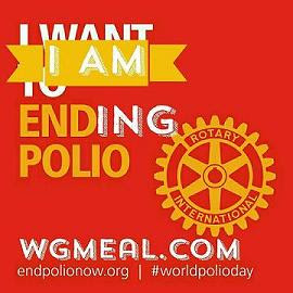 October 24th, World Polio Day