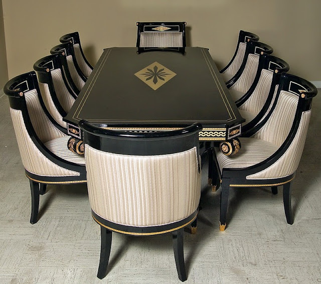 Stunning Luxury Dining Table