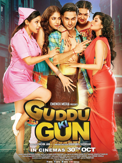 Guddu Ki Gun (2015) Movie Poster