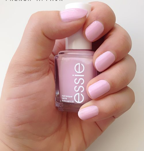 Beautiful Nail Gallery In Pink Shades