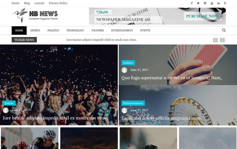 newspaper-magazin-wp-temasi