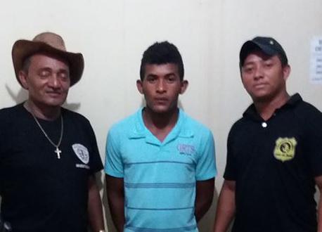 Mais um suspeito de roubo seguido de estupro em Presidente Vargas