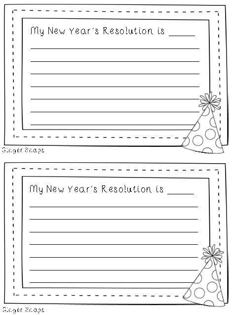 Ginger Snaps: Resolutions and the Revolutionary War