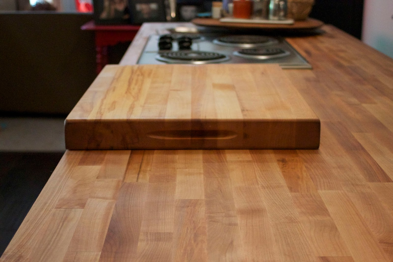 How To Clean And Protect Butcher Block Cutting Boards And Countertops Shoutingforha