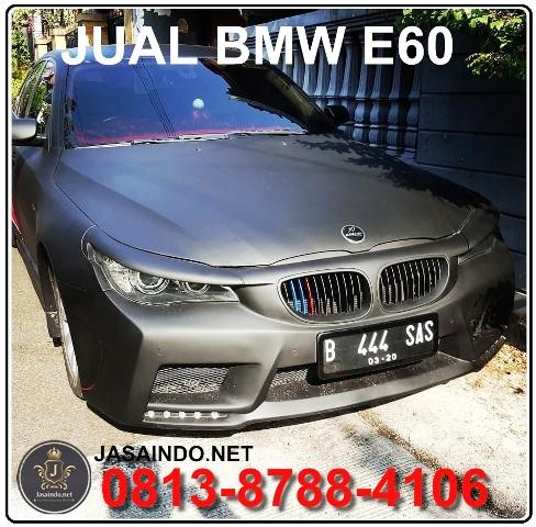 JUAL MOBIL BEKAS BMW E60