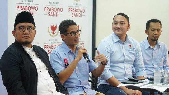 Kubu Prabowo – Sandi Ungkap Hasil Survei di Dapil III Jakarta, wouw!