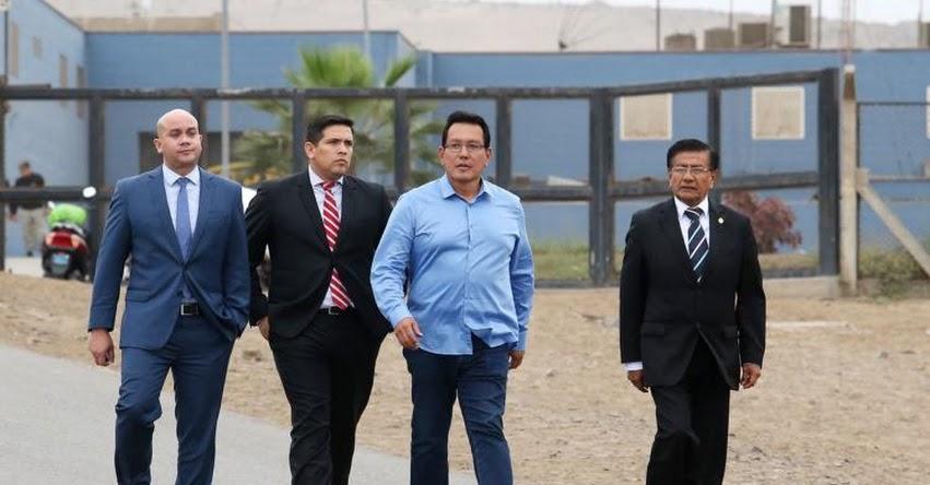FÉLIX MORENO: JNE restablece credencial de gobernador del Callao