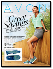 Avon Great Savings Flyer