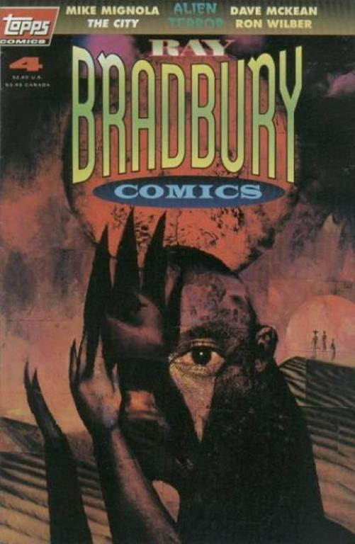 http://www.mediafire.com/download/74gzltl4bgk47gj/Bradbury-Mignola+-+The+City.rar
