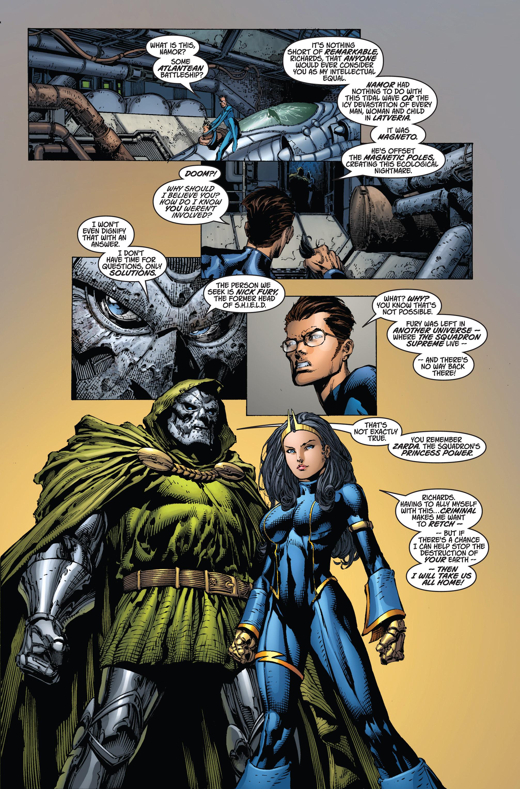 Read online Ultimatum comic -  Issue # _TPB - 39