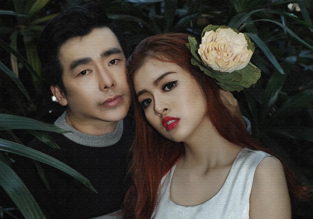 """Nguyễn Anh Tuấn và Miss Sunplay Hồng Yến trong """"Những Ngày Cuối Đông"""""""